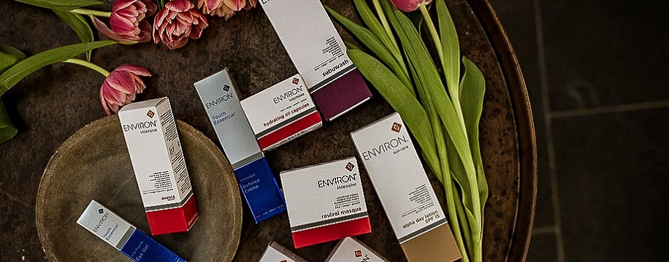 schoonheidssalon Environ scientific skincare skin improvement Amsterdam Zuidas